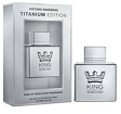 Antonio Banderas King Of Seduction Titanium Edition